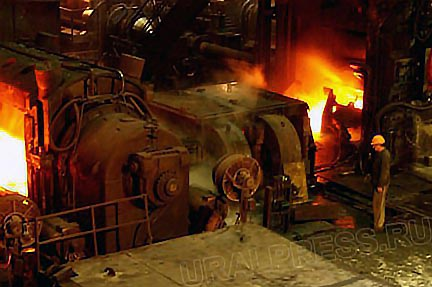 Это рекордный результат за всю историю работы агрегата горячего цинкования цеха. Предыдущи