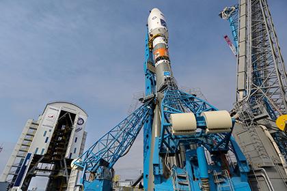 Пуск ракеты-носителя «Союз-2.1а» с космическими аппаратами «Ломоносов», «Аист-2Д» и SamSat-218 («