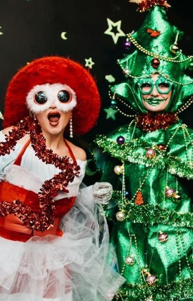 Для тех, кто готовится к новогодней ночи заранее и хочет провести её ярко, весело и в кругу друзе