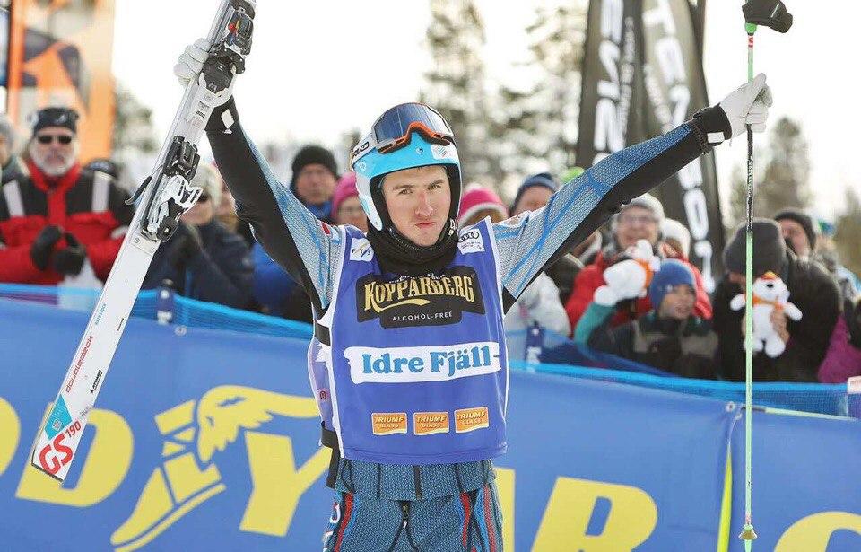 Победил в шведском этапе швейцарецАлекс Фива, а вторым стал его соотечественник Марк Бишофбергер