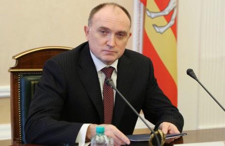 Как сообщил агентству «Урал-пресс-информ» пресс-секретарь губернатора Дмитрий Федечкин, у главы р