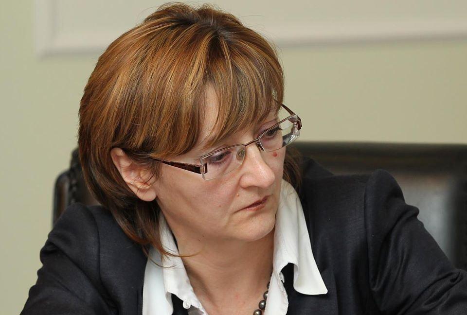 Комитет ЗСО по законодательству утвердил кандидатуру Светланы Яремчук для избрания членом Обществ