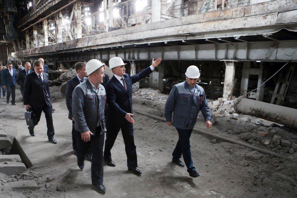 В прошлом году губернатор Борис Дубровский