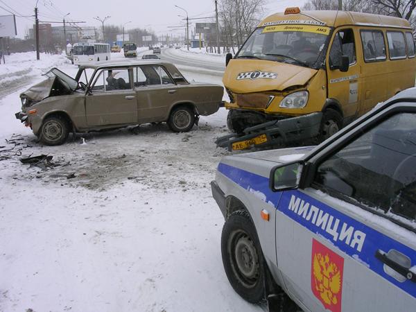 В 2010 году в Челябинске было зарегистрировано одна тысяча 907 дорожно-транспортных происшествий