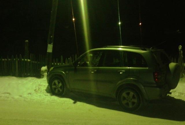 Так, одна из аварий произошла в девятом часу утра на Тургоякском шоссе. Ваз-21104