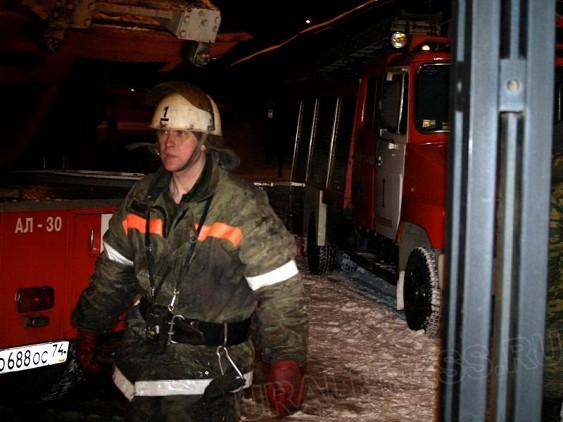 «На территории Тракторозаводского района наблюдается рост по пожарам, гибели и травмам людей, в С