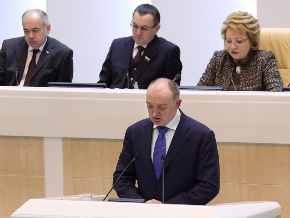 «2017 год в России будет объявлен Годом экологии. Это открывает для нас серьезные возможности и п