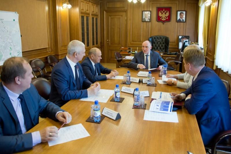В Озерске и Снежинске (Челябинской области) планируется к реализации 25 инвестпроектов с объемом