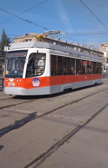 Магнитогорск занимает первое место в Челябинской области по качеству общественного электротранспо