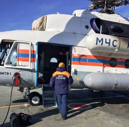 Изначально предполагалось, что Минздрав Татарстана пришлет вертолет за пострадавши
