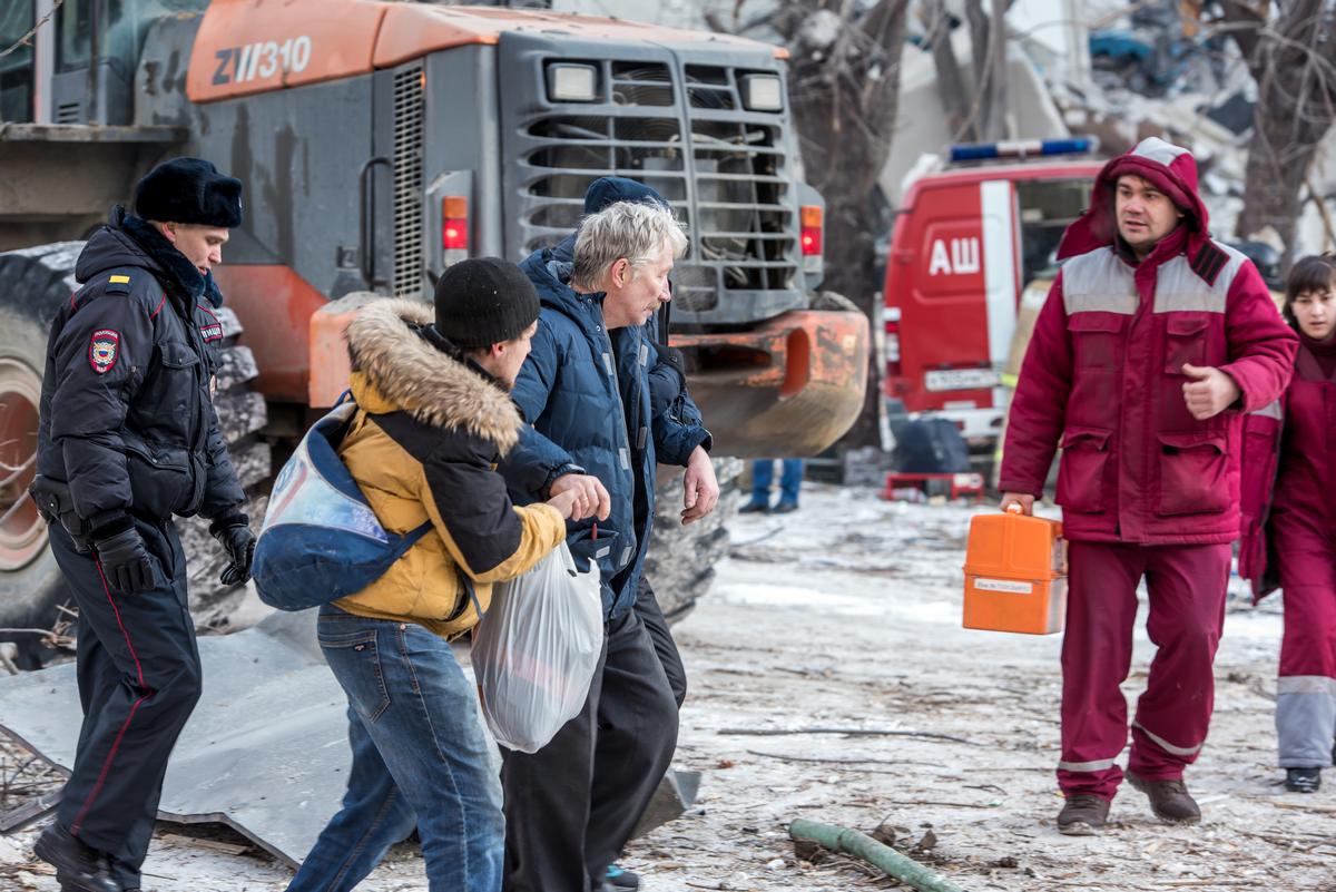 Сбербанк России выделит средства на поддержку пострадавших от взрыва бытового газа в многокврирно