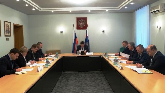 В прокуратуре Челябинской области под председательством прокурора области Александра Кондратьева