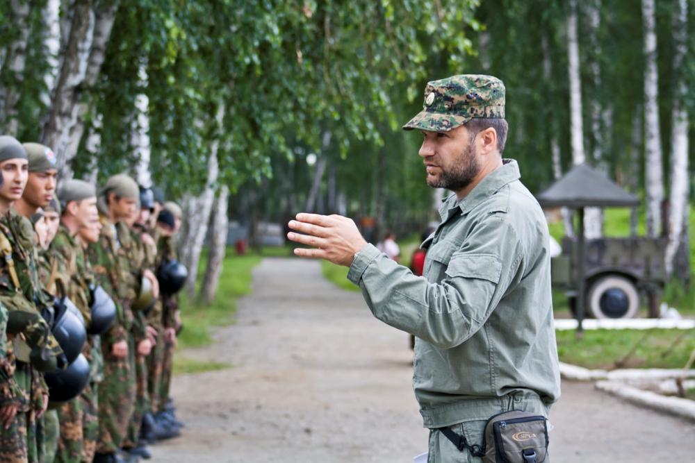 Как сообщил агентству «Урал-пресс-информ» руководитель ВПО «Воин» Алексей Вепринцев, уже десять л