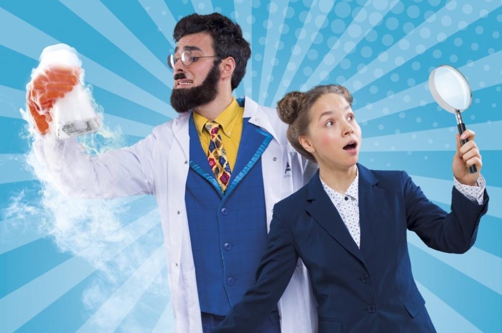 19 ноября в челябинском Дворце культуры железнодорожников состоится детский спектакль – научное ш