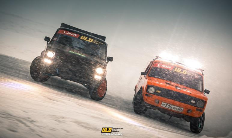Третий этап Открытого зимнего чемпионата Урала по дрифту состоится 23-24 января. За кубок сразятс