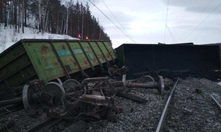 Железнодорожники ускоренными темпами восстанавливают пути на перегоне Сыростан – Хребет Челябинск