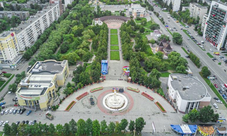 Во всех семи районах Челябинска благоустроят девять общественных пространств, в том числе пешеход