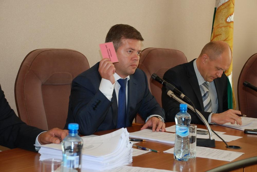 «Мы продолжаем поддерживать малый бизнес, - отметил председатель гордумы Станислав Мошаров. - Те