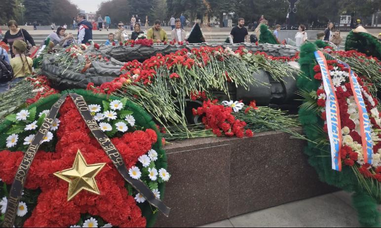 День Победы в Челябинске
