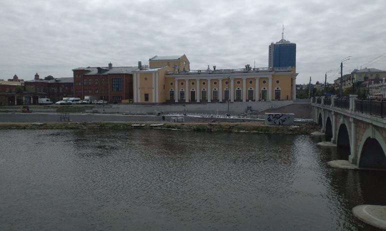 В Челябинске очисткой акватории реки Миасс займутся по завершению нерестового периода – в июне. И