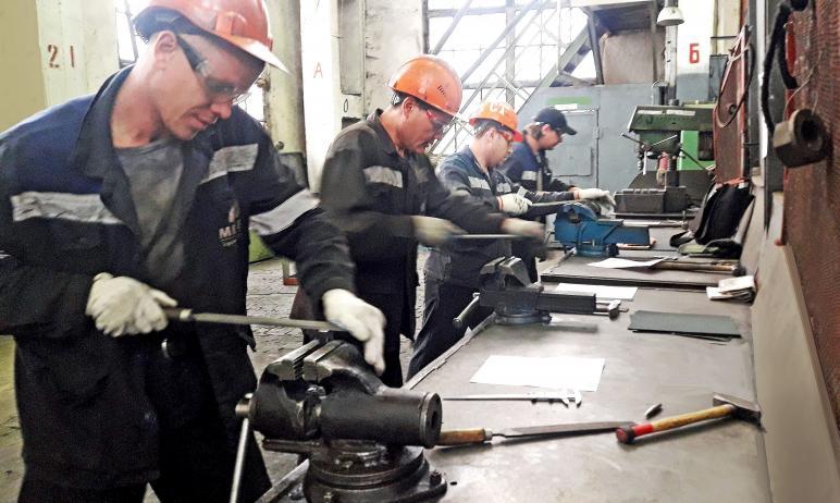 Завод «Уральская кузница» (ПАО «Уралкуз», входит в Группу «Мечел», Челябинская область) подвел ит