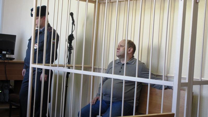 Прокурор отдела по надзору за исполнением законодательства о противодействии коррупции Александр