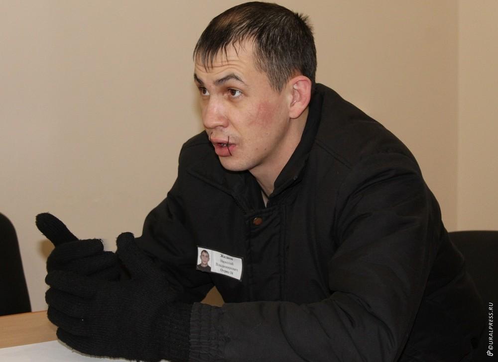 Челябинские общественники посетили ИК-2, где заключенный зашил себе рот в знак протеста. Начальни