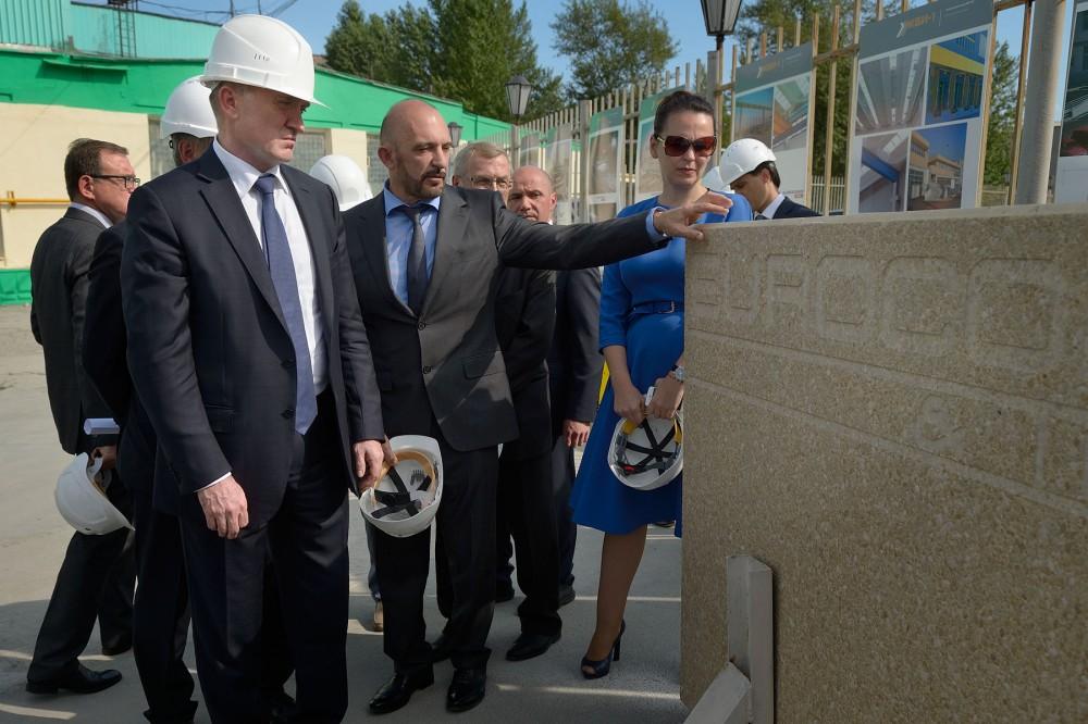Как сообщили агентству «Урал-пресс-информ» в пресс-службе главы региона, Борис Дубровский высоко