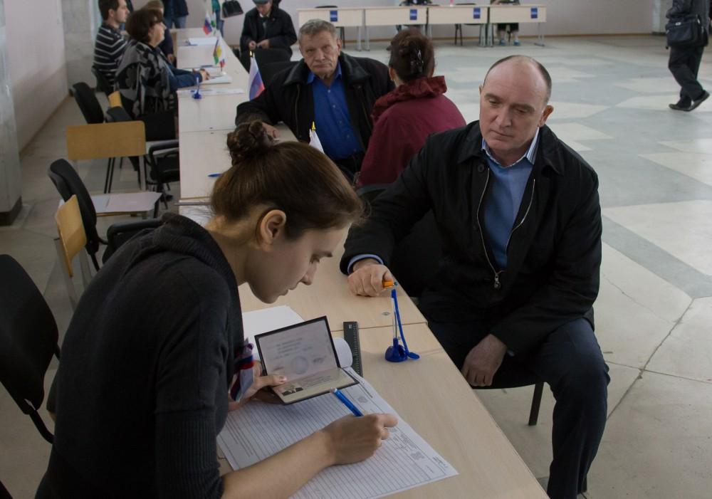 Напомним, сегодня на Южном Урале выбирают депутатов Законодательного собрания шестого созыва и пр