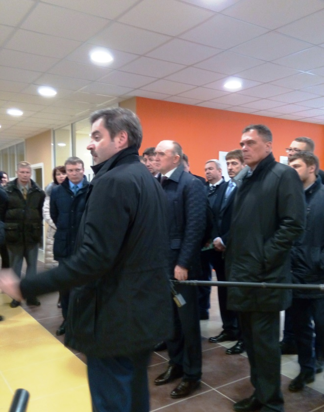 Областной перинатальный центр в Челябинске будет введен в строй согласно всем утвержденным график