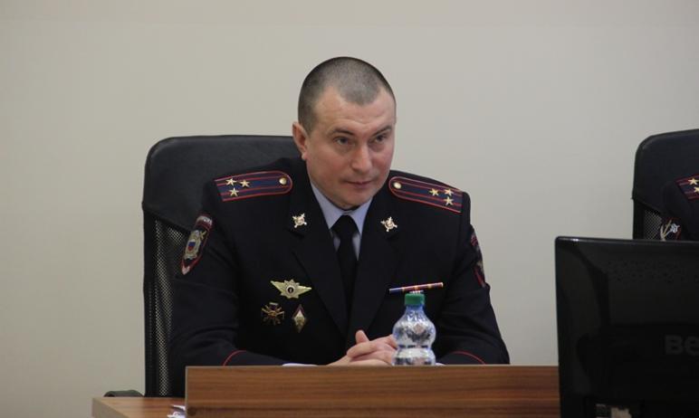 Кадровые перестановки в полиции Челябинска. Назначен новый заместитель начальника УМВД России по