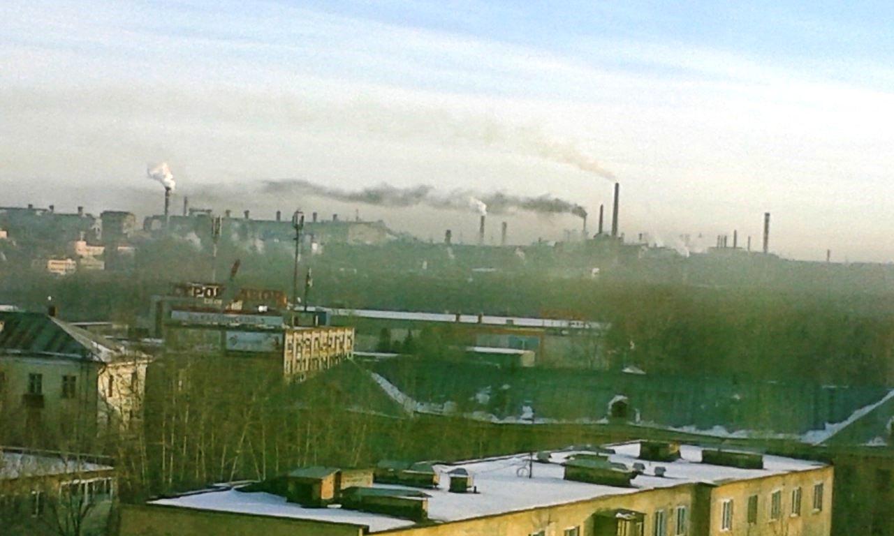 Едкий туман накрыл Металлургический, Тракторозаводской и часть Советского района. «На ЧТЗ