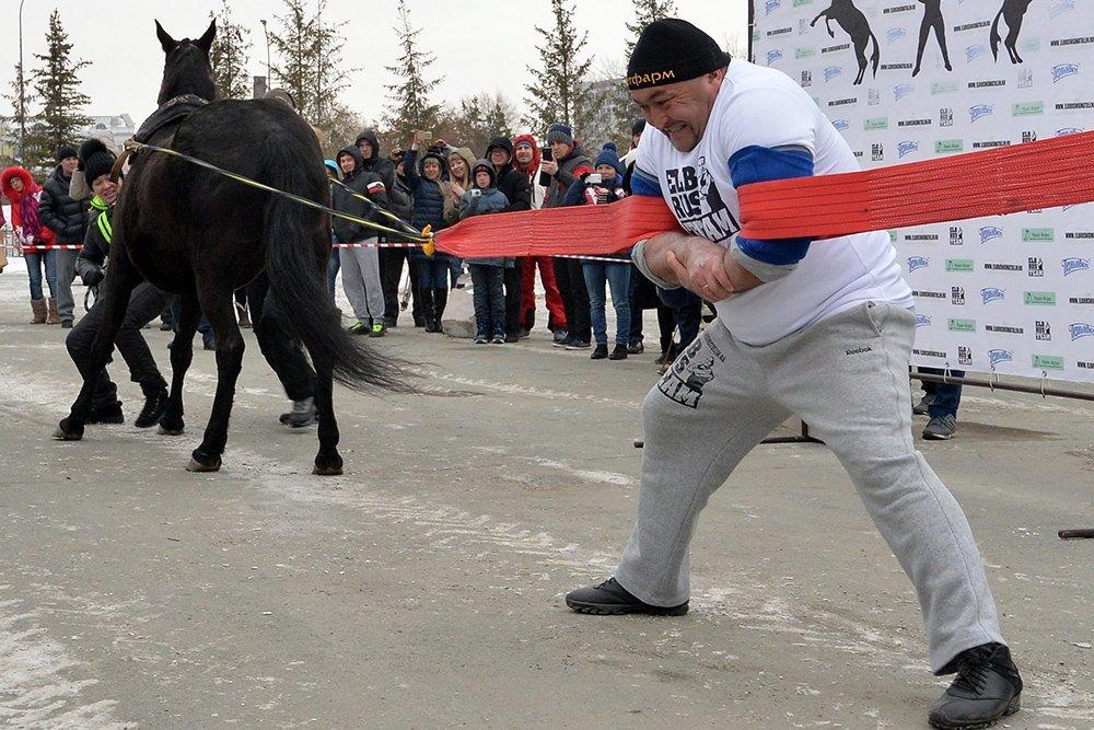 По словам южноуральского стронгмена, многократного обладателя титула «Самый сильный человек Росси