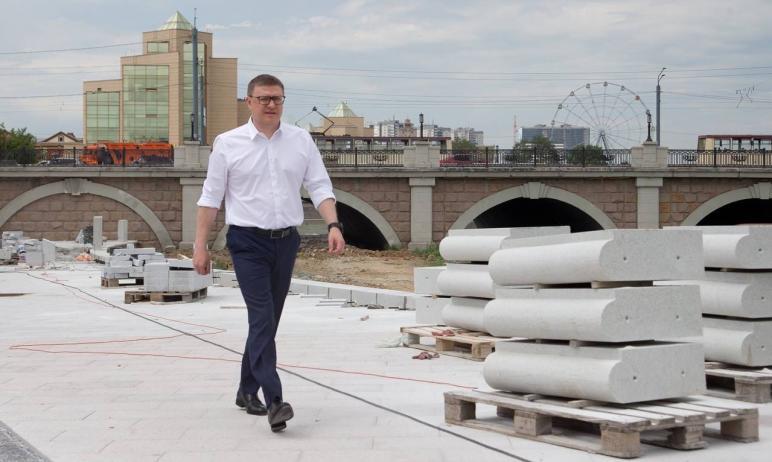 Губернатор Челябинской области Алексей Текслер готов собирать нарекания жителей южноуральской сто