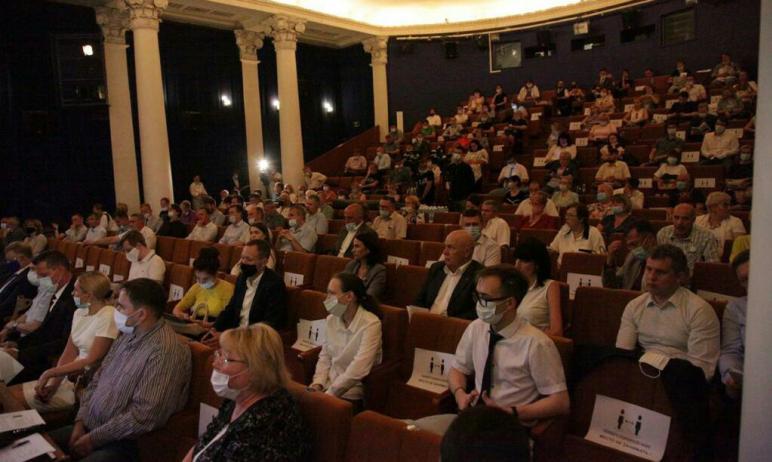 В Челябинске состоялись публичные слушания по проекту стратегии социально-экономического развития