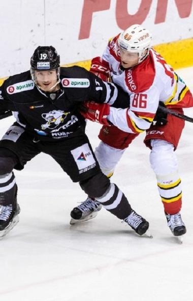 Сегодня, 30 января, в Челябинске китайский «КуньЛунь» в рамках матчей Континентальной Хоккейной Л