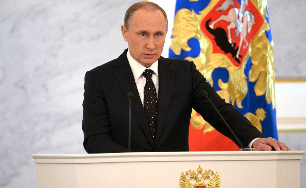 Как заявил Владимир Путин, военные преступники из правящей верхушки Турции, отдавшие приказ на по