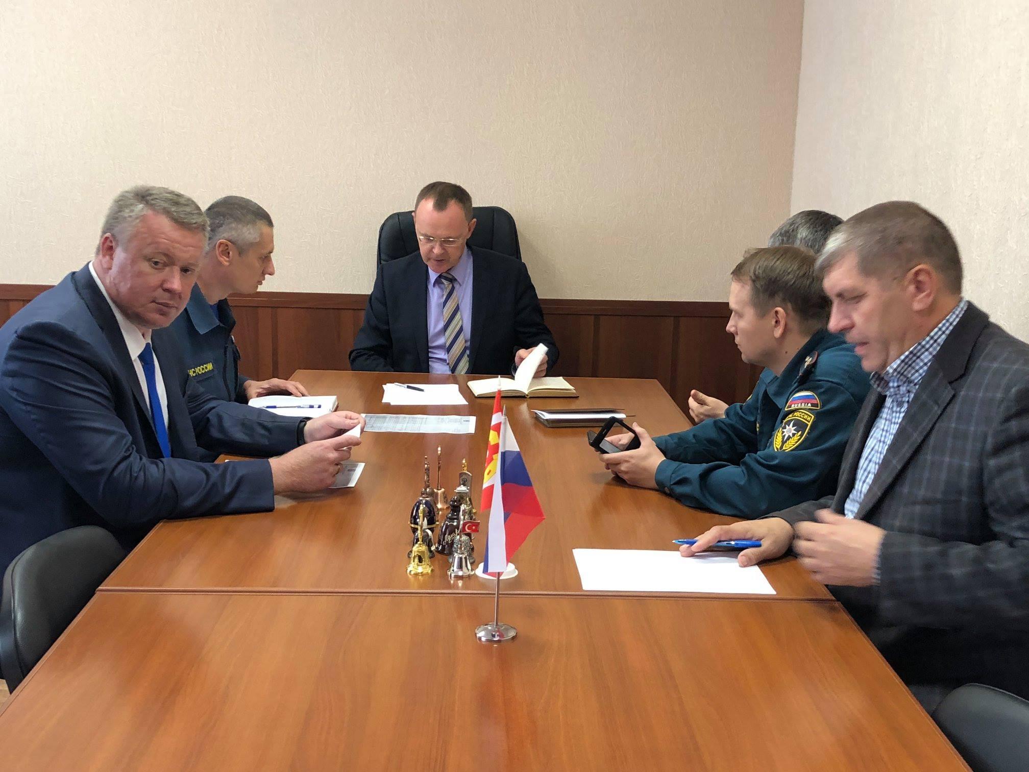 Власти Катав-Ивановского района (Челябинской области) приняли решение о создании пункта эвакуации