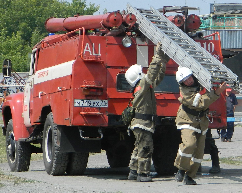 Как сообщили агентству «Урал-пресс-информ» в ОГУ «Противопожарная служба Челябинской области, в 0
