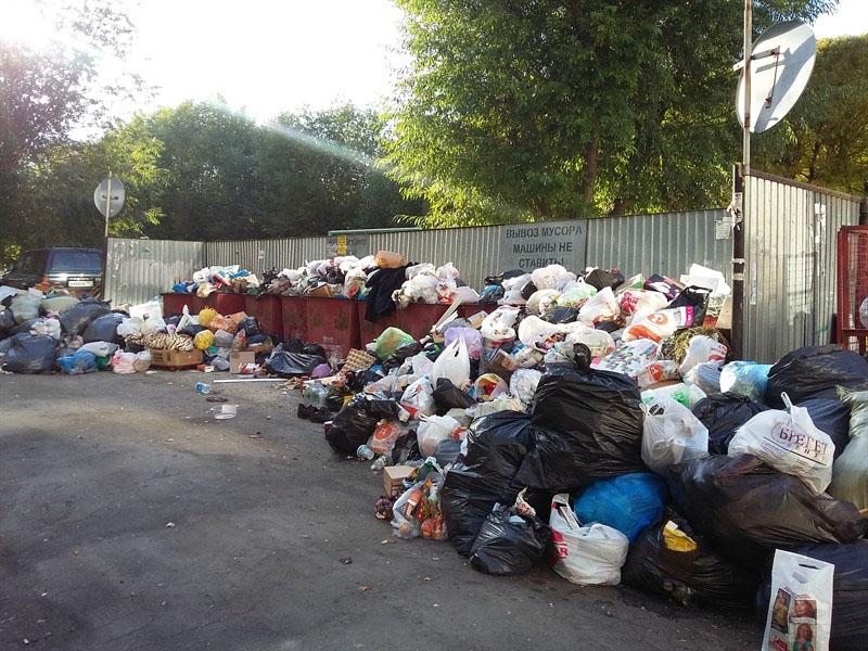Челябинск признан самым грязным городом-миллионником в России. Таковы неутешительные итога проект