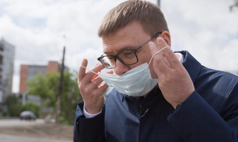 Губернатор Челябинской области Алексей Текслер пока не поставил прививку от коронавирусной инфекц