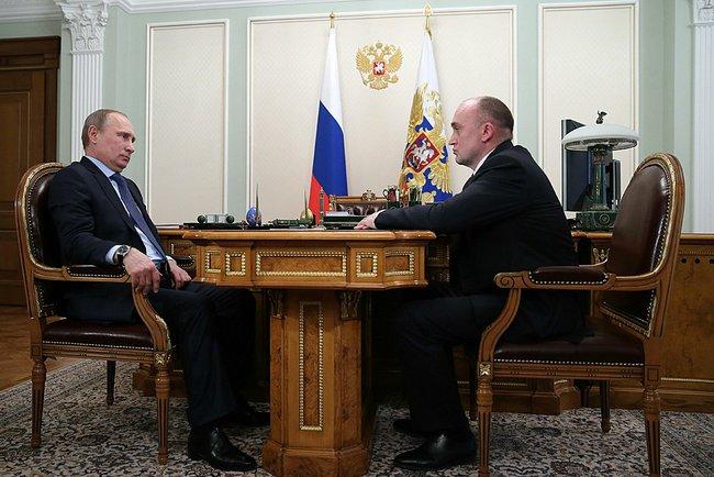 Дубровский: «Всю жизнь давил». Путин: «Эти навыки вам пригодятся»