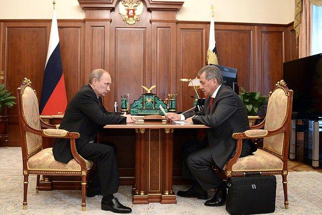 Сергей Шойгу лично проконтролировал активную фазу учений на полигоне «Чебаркульский» в Челябинско
