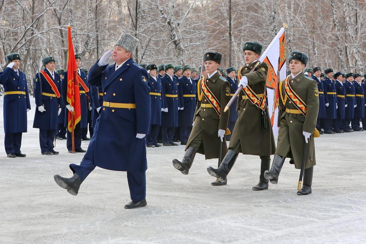 Как сообщили агентству «Урал-пресс-информ» в пресс-службе Центрального военного округа, боевое зн