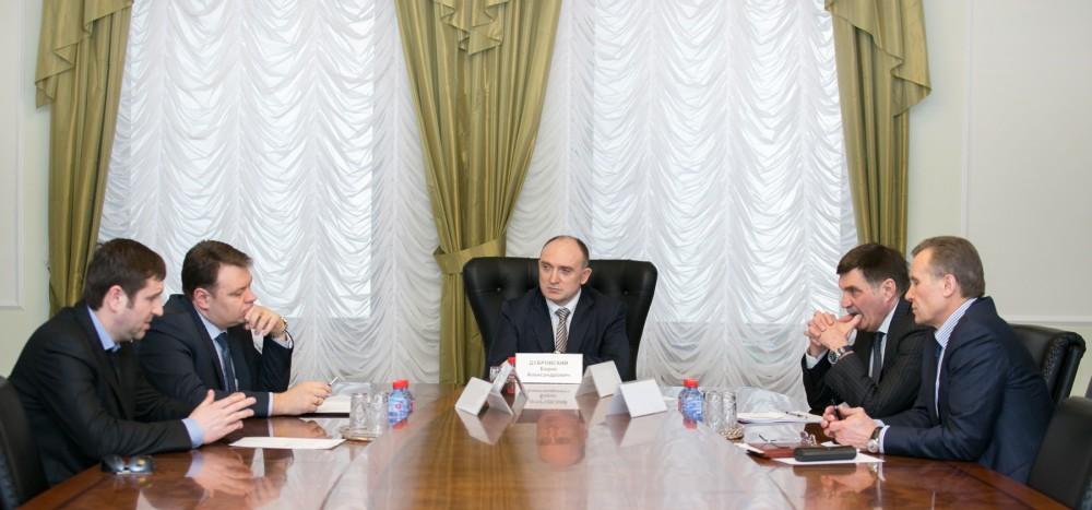 Накануне глава региона встретился с генеральным директором ЗЭМЗ Дмитрием Герасименко. По его слов