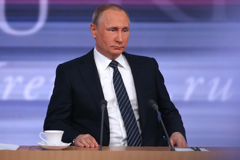 Сегодня, 7 июня, в полдень по московскому времени президент России Владимир Путин в прямом эфире