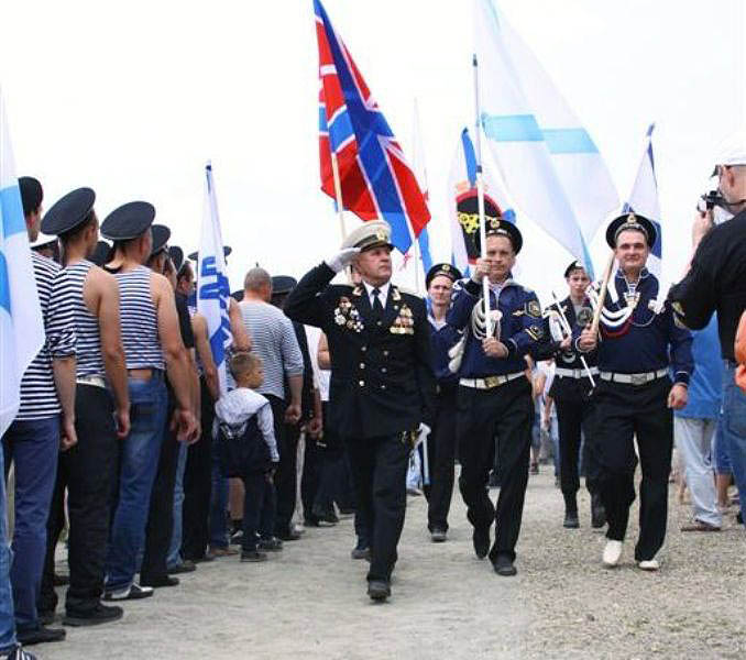 Организатором праздника, по многолетней традиции, выступил АО «ГРЦ Макеева». Именно поэтому торже