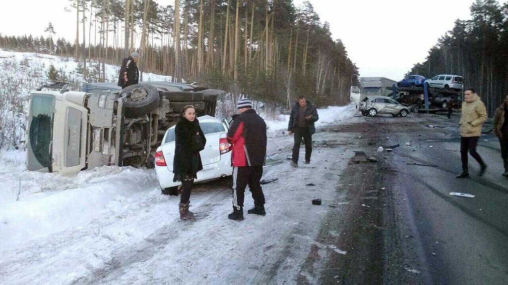 «Движение на участке осуществляется в полную пропускную способность, - сообщили агентству «Урал-п