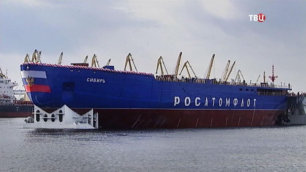 К ледоколам этого типа еще относятся строящиеся головной ледокол проекта 22220 «Арктика» и второй