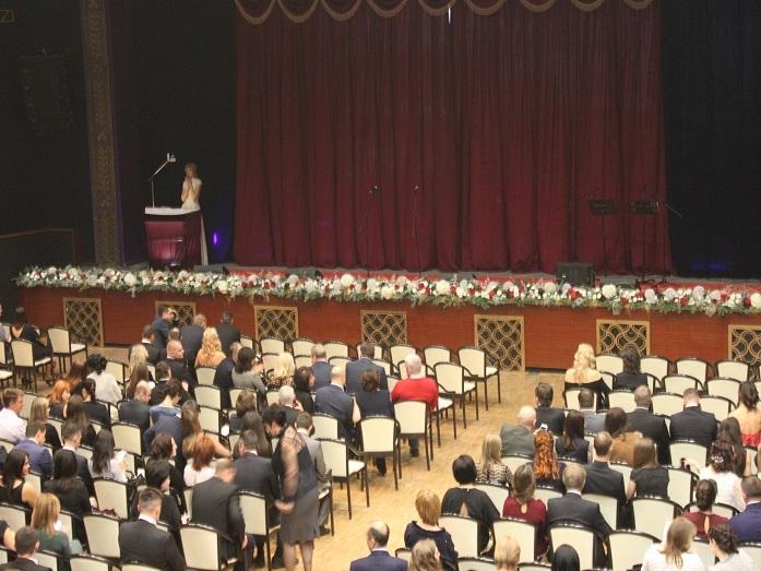 Торжественная церемония награждения состоялась 30 ноября в Международном выставочном центре Челяб